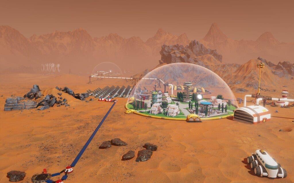 disponible Surviving Mars gratis a Epic Games Store