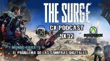 CX Podcast 4x32, análisis de The Surge y polémica con los juegos digitales 6