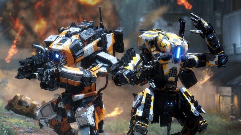 Comparativa en vídeo de Titanfall 2 en Xbox One X y PS4 Pro 1