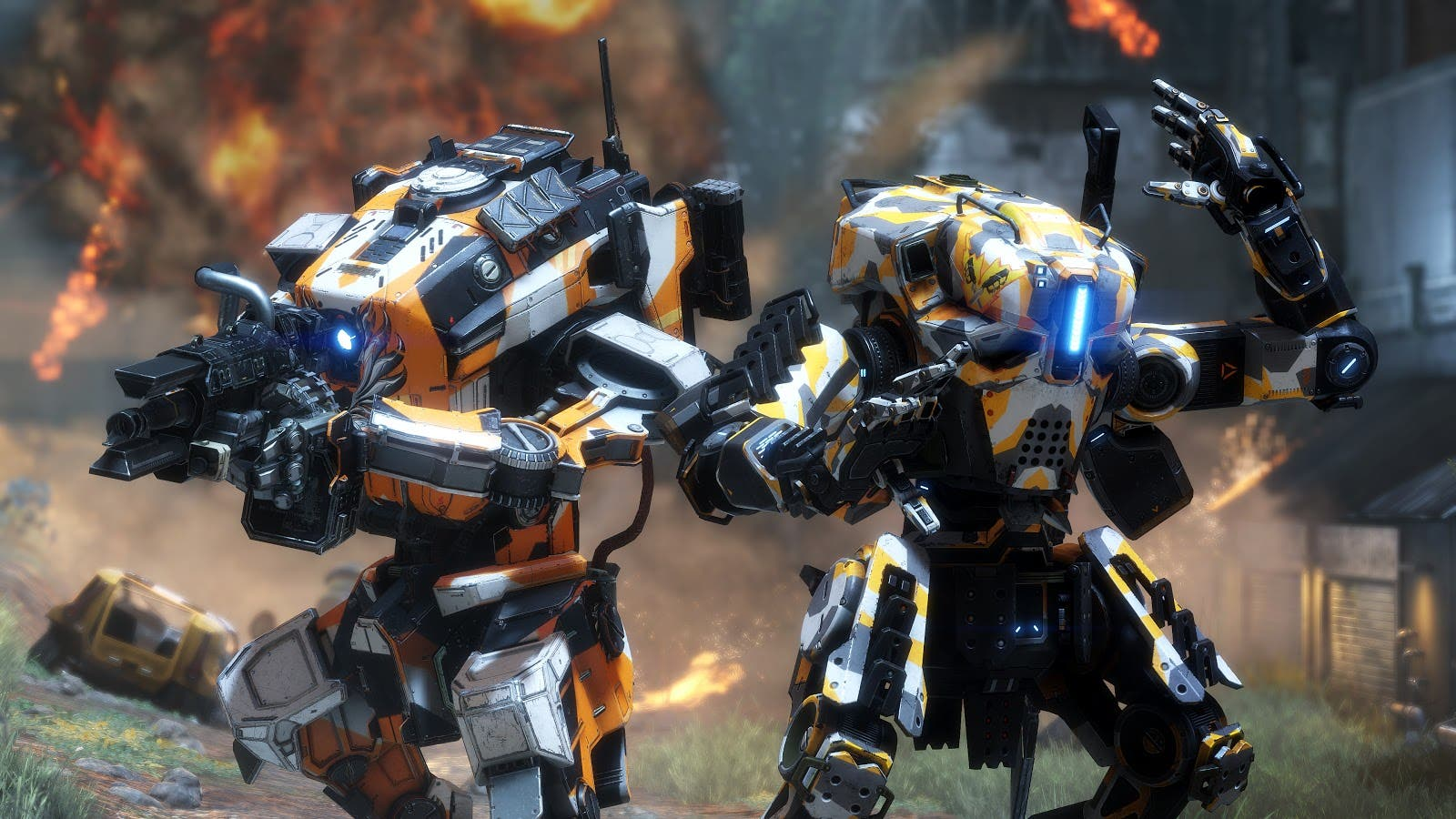 Respawn habría cancelado el desarrollo de un nuevo Titanfall 2