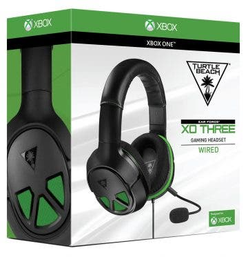 Turtle Beach anuncia los nuevos cascos XO Three para Xbox One 9