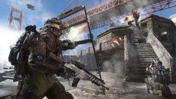 Call of Duty Advanced Warfare retrocompatible mejora en Xbox One 2
