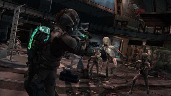 Dead Space 2, comparativa entre Xbox One y Xbox 360 1