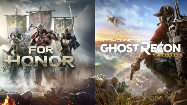 Ghost Recon: Wildlands y For Honor, los más vendidos de 2017 1