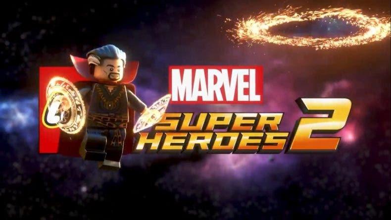 Descubre la nueva aventura de Marvel en LEGO Marvel Super Heroes 2 con este gameplay 1