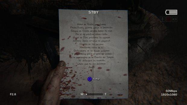 Análisis de Outlast 2 - Xbox One 4