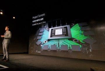 Phil Spencer vuelve a calificar a Scorpio como un producto Premium 8