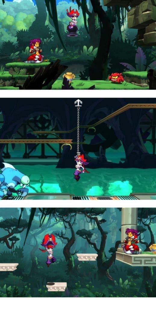 Este verano Shantae: Half Genie Hero recibirá una gran expansión gratuita 2