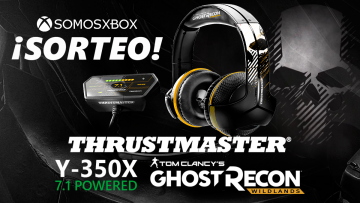 Sorteamos unos auriculares Thrustmaster Y-350X 7.1 Powered Edición Ghost Recon Wildlands 42