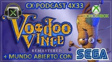 CX Podcast 4×33, análisis de Voodoo Vince y la vuelta de Sega 5