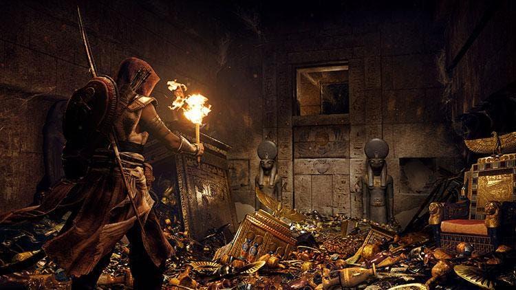 Assassin's Creed Origins tendrá resolución dinámica en todas las plataformas 1