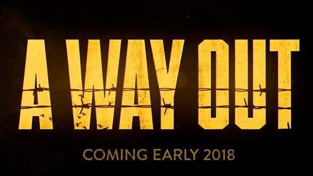 A Way Out, el nuevo juego de EA Originals para Xbox One 1