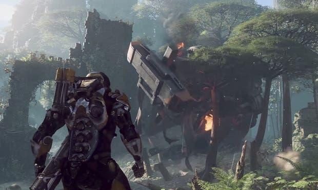 Anthem será un viaje de 10 años para BioWare 1