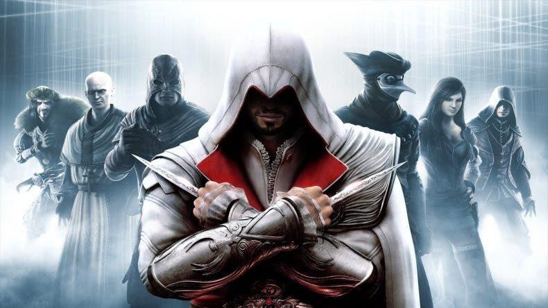Assassin's Creed: La Hermandad y nuevos retrocompatibles en Xbox One 1