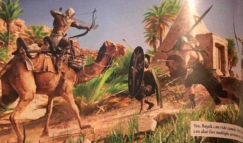 Assassins's Creed Origins tiene el mejor mundo de la saga 1