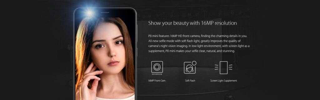Así luce el Elephone P8 Mini, un 'gama alta' por algo más de 100€ 4