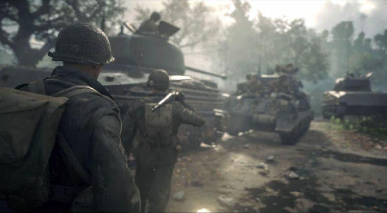 No habrá esvásticas en el multijugador de Call of Duty: WWII 1