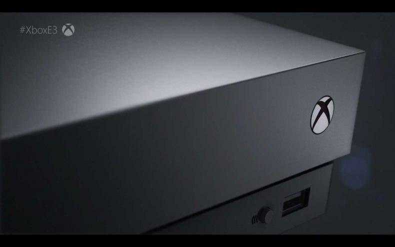 Xbox One X protagonista indiscutible del E3 2017 - Resumen de la conferencia de Microsoft 1
