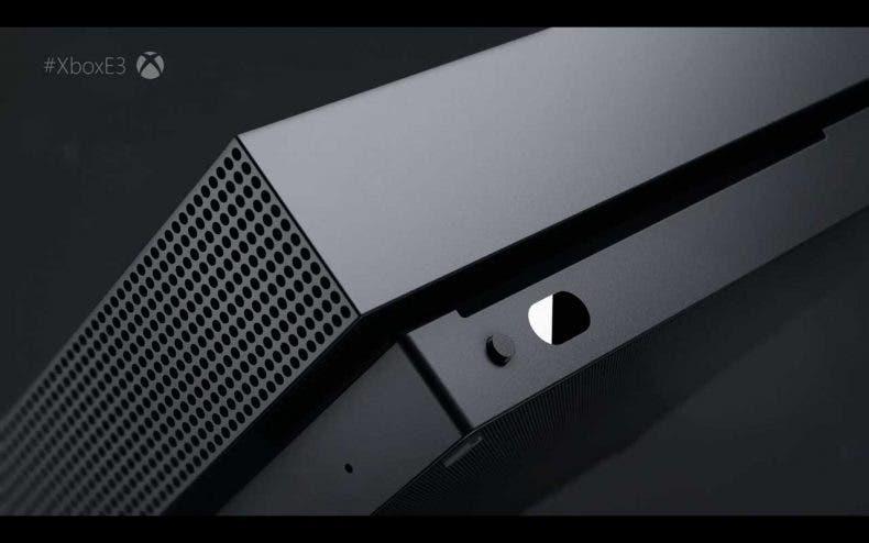 Aspecto, precio y fecha de lanzamiento de Xbox One X 1