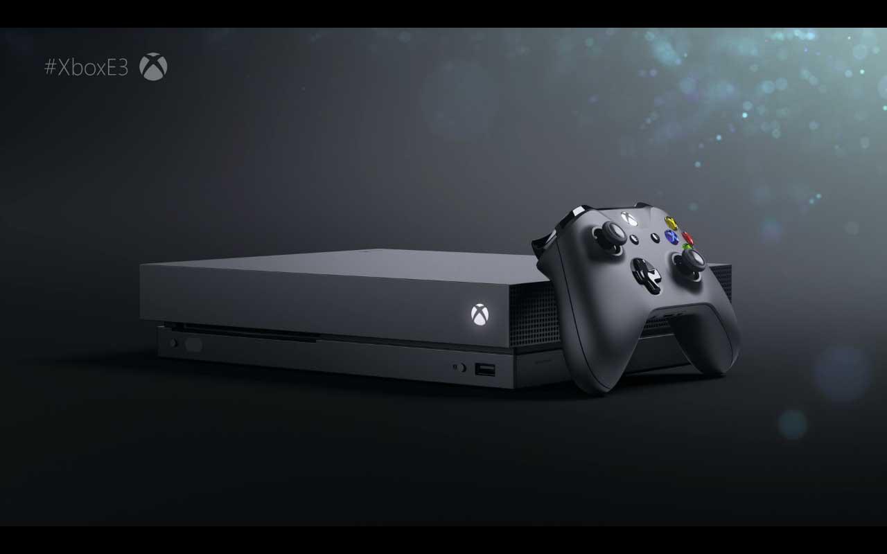 Aspecto, precio y fecha de lanzamiento de Xbox One X 2