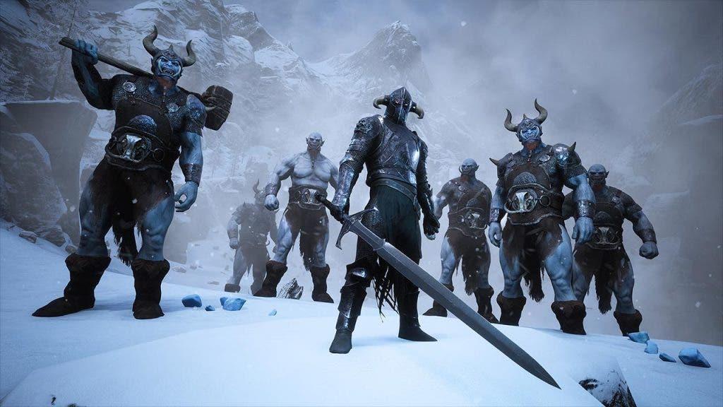 Avance de Conan Exiles - Xbox One 8