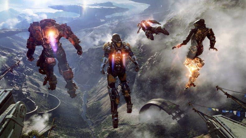 Anthem podría incluir títulos de jugador y daños visuales en los exoesqueletos 1