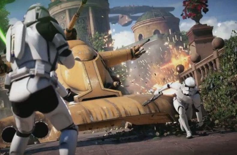 Star Wars Battlefront 2005 vs 2017, ¿cuánto han avanzado los gráficos? 1