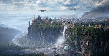 Comparativa de la beta de Star Wars Battlefront II 14