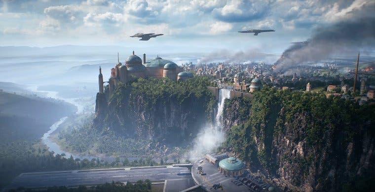 Reviviremos la Batalla de Naboo en Star Wars Battlefront II, y será impresionante 1