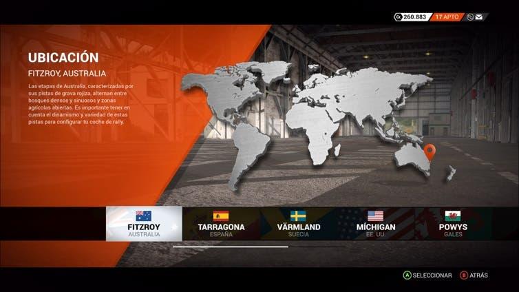 Análisis de DIRT 4 - Xbox One 14