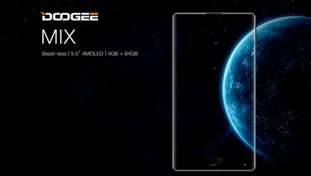 Doogee Mix, potencia y diseño a un precio irresistible por tiempo limitado 1