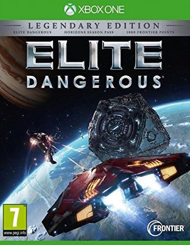 Amazon descubre Elite Dangerous: The Legendary Edition, la edición física del simulador espacial 2