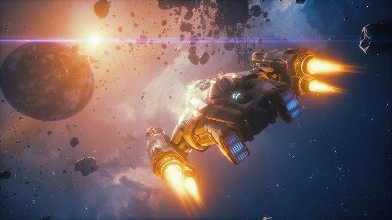 """""""Una bestia de consola"""", Everspace alcanza los 4K nativos en Xbox One X 1"""