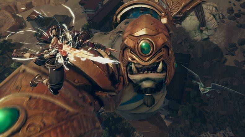Extinction descubre algunos detalles de su campaña y no ofrecerá soporte a Xbox One X 1