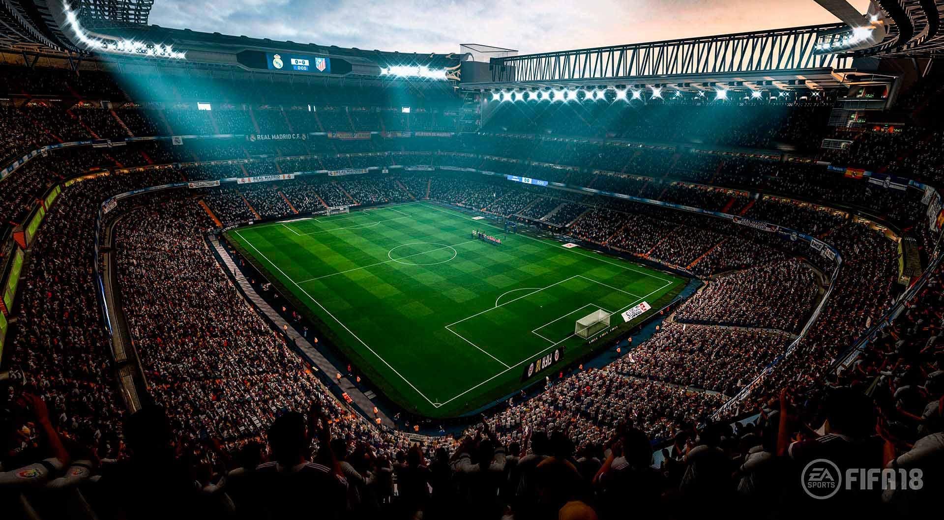 Avance de FIFA 18, la verdadera evolución de la saga 7