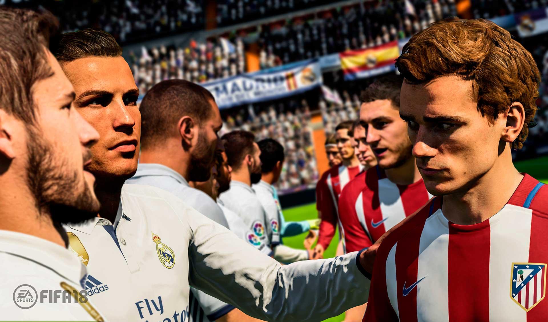 Avance de FIFA 18, la verdadera evolución de la saga 3