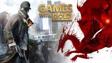 Consigue gratis Watch Dogs y Dragon Age: Origins vía Games With Gold 1