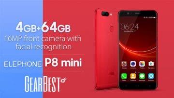 Así luce el Elephone P8 Mini, un 'gama alta' por algo más de 100€ 1