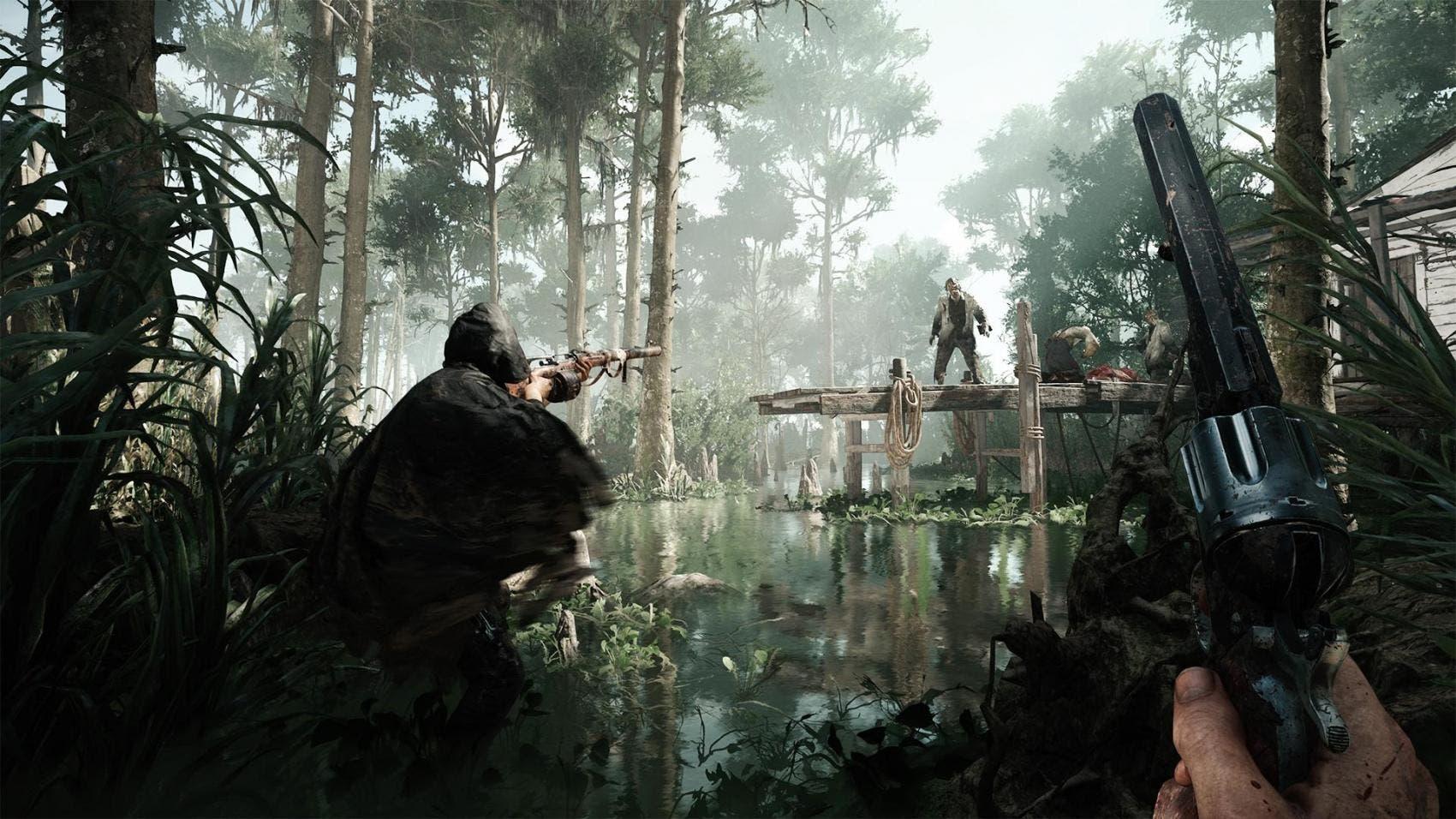 Hunt: Showdown se actualiza para añadir el juego cruzado en consolas, y promete novedades para futuro 2