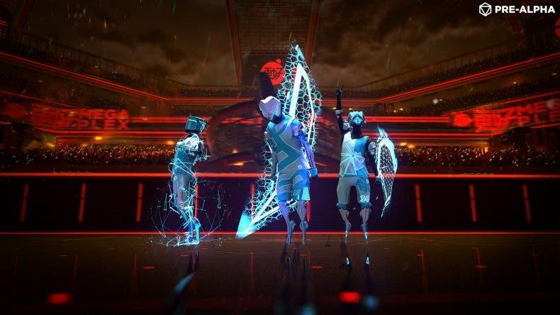 Deportes futuristas, lo nuevo de los creadores de OllliOlli se llama Laser League 1