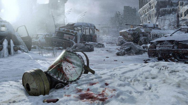 Metro Exodus se verá espectacular a 4K reales en Xbox One X 1