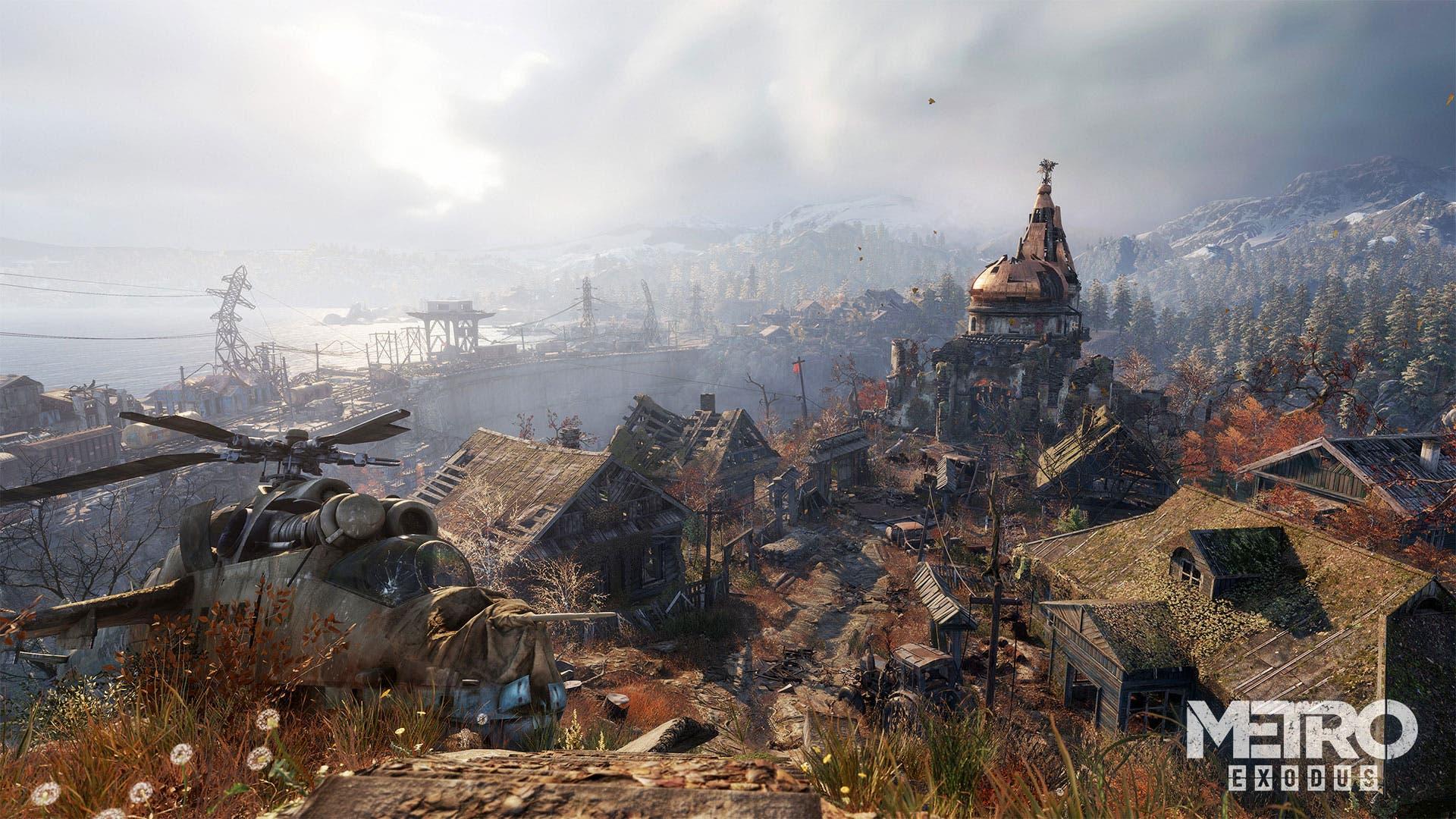 Impresiones de Metro Exodus en Xbox One X 3