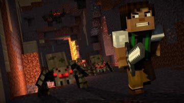 Ya tenemos fecha para la Segunda Temporada de Minecraft: Story Mode 10