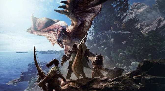 Requisitos y fecha para Monster Hunter World en PC 1