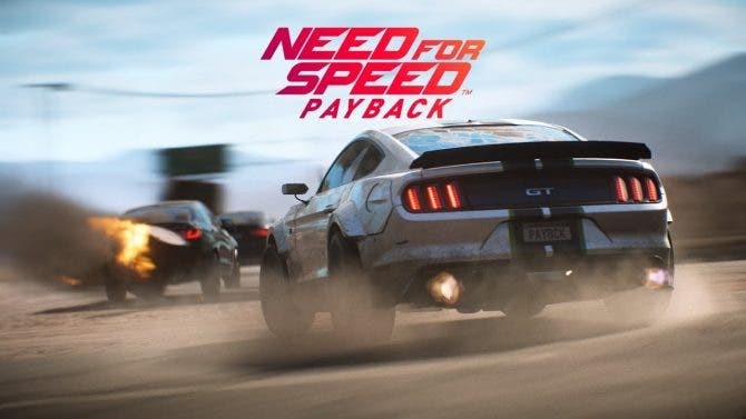 Se confirman las ventas de Need for Speed Payback en su primera semana 1