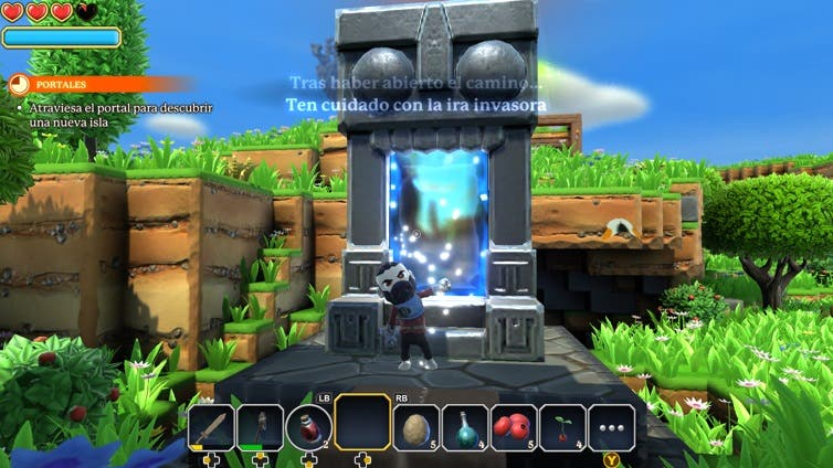Análisis de Portal Knights - Xbox One 10