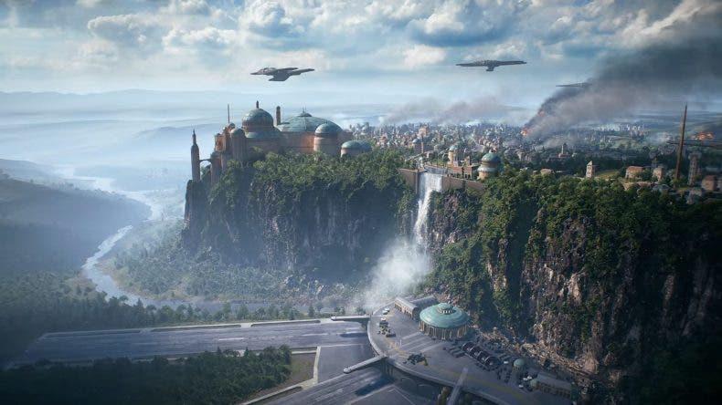 Star Wars Battlefront II expande su hoja de ruta 1