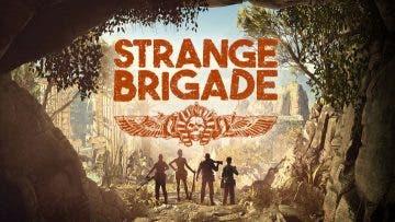 Gameplay de Strange Brigade, cooperativo con clase 16