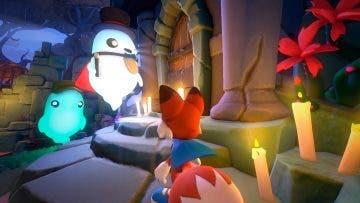 Super Lucky's Tale, gameplay en Xbox One X a 4K y 60 frames por segundo 13