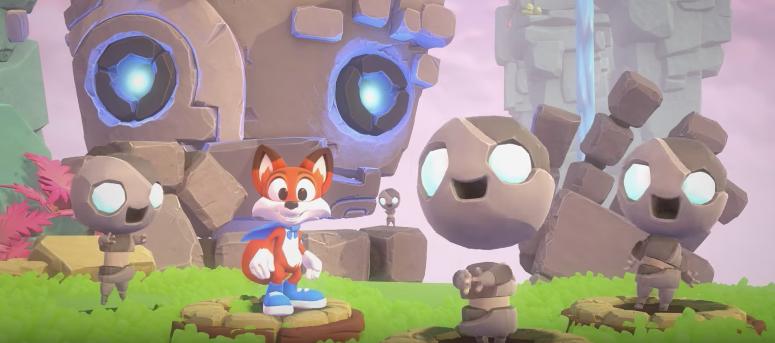 Nuevo gameplay del precioso Super Lucky's Tale en Xbox One X 1